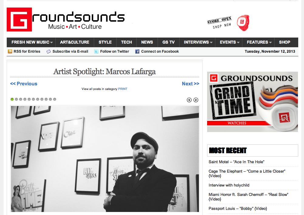 GroundSounds