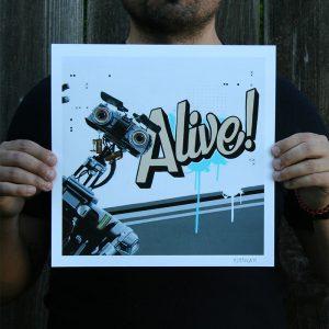 Alive Print