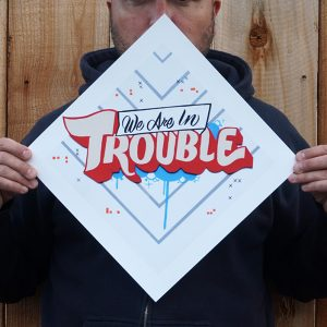 Trouble Web